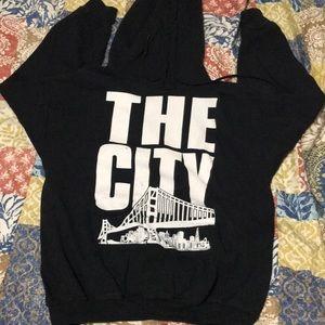 The City hoodie